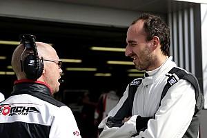 Fórmula E Últimas notícias Kubica testa carro da F-E e avalia entrada na categoria