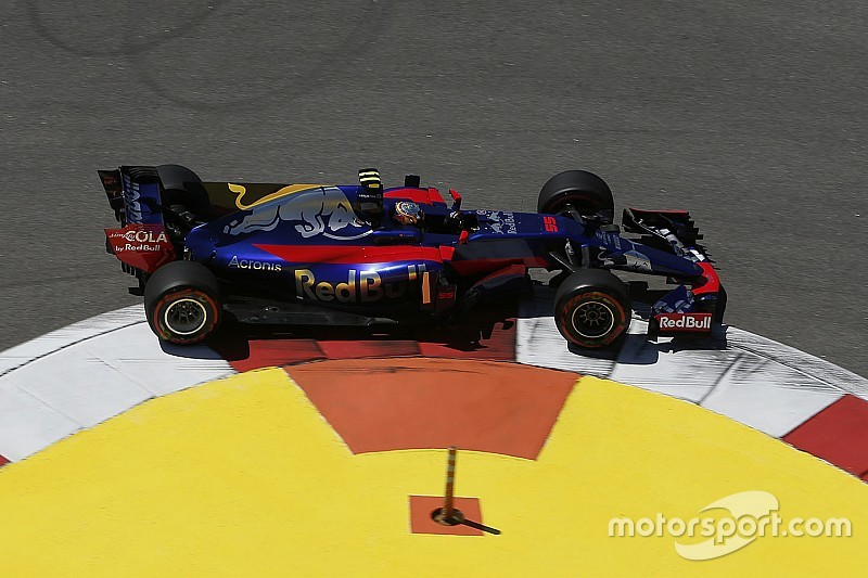Bildergalerie: Formel 1 2017, GP Russland in Sochi, 1. Training