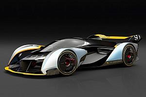 McLaren представила суперкар для Gran Turismo