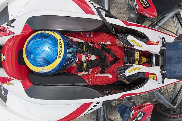 Bourdais Indy 500 yarışını ziyaret etti