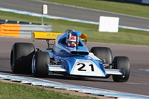 Vintage Preview F1 et F5000 s'affrontent pour le retour du Silverstone International Trophy