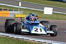 Vintage F1 versus F5000 in Silverstone International Trophy re-creation