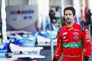 """Fórmula E Últimas notícias Di Grassi reclama de Da Costa: """"Não soube correr hoje"""""""