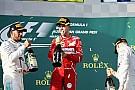 Hamilton confía en que la lucha con Vettel no sea