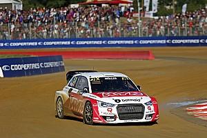 Rallycross-WM News Nico Müller: Umstellung von DTM auf Rallycross kein Problem