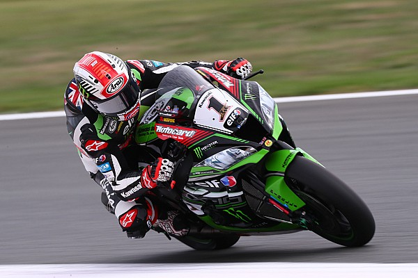 World Superbike Jonathan Rea, intratable en la primera jornada francesa del WorldSBK