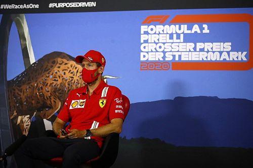 """Marko net konuştu: """"Vettel, 2021'de Red Bull'da yarışmayacak"""""""