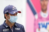 """Perez: """"Ben benaderd door concurrerend team"""""""
