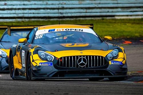 Wejście JP Motorsport