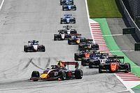 F3シュピールベルク:レース2はレッドブル育成のリアム・ローソンが優勝