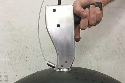 Le mystérieux pistolet qui aide les écuries F1 à maîtriser les pneus
