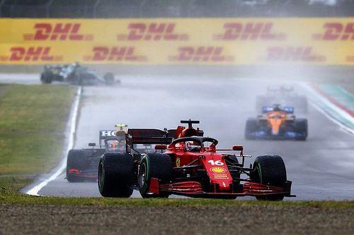 """Binotto: """"Un problema alla radio ha beffato Leclerc"""""""
