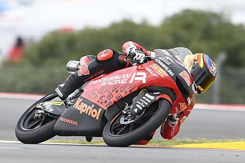 Moto3, Jerez, Libere 2: Rodrigo su Antonelli. Fenati terzo