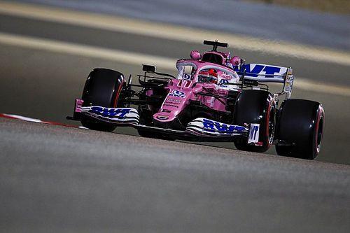Pérez: en carrera será casi imposible de adelantar