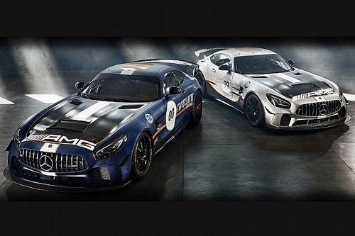 Trivellato Racing al via del GT4 Europeo con due Mercedes-AMG