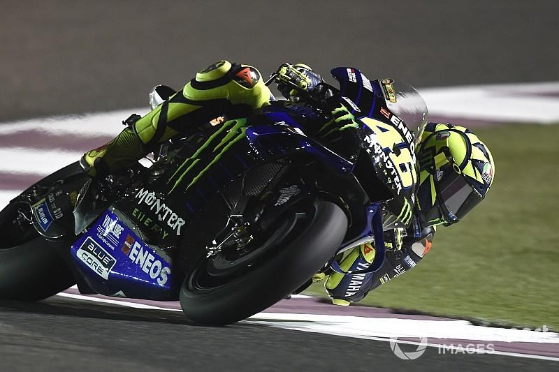 Rossi: Katar GP'de geri dönüşüm pek olası görünmüyor