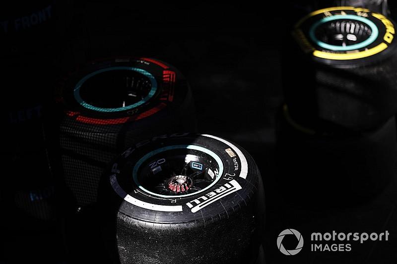 Pirelli опубликовала выбор шин на Гран При Австралии