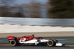 Raikkonen: Alfa Romeo, 2018'e kıyasla büyük bir adım attı
