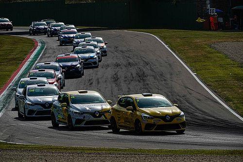 Clio Cup, Imola: Pouget mette la firma su Gara 2