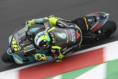 """Rossi """"very frustrated"""" with Misano MotoGP Q1 crash"""