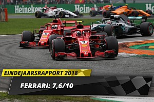Eindrapport Ferrari: Raketstart weer niet verzilverd