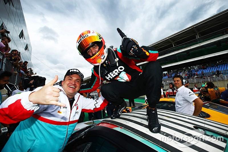 Gaetano di Mauro faz estreia na Stock Car em Interlagos
