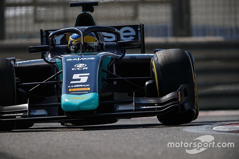 Sette Camara voor derde F2-seizoen naar DAMS