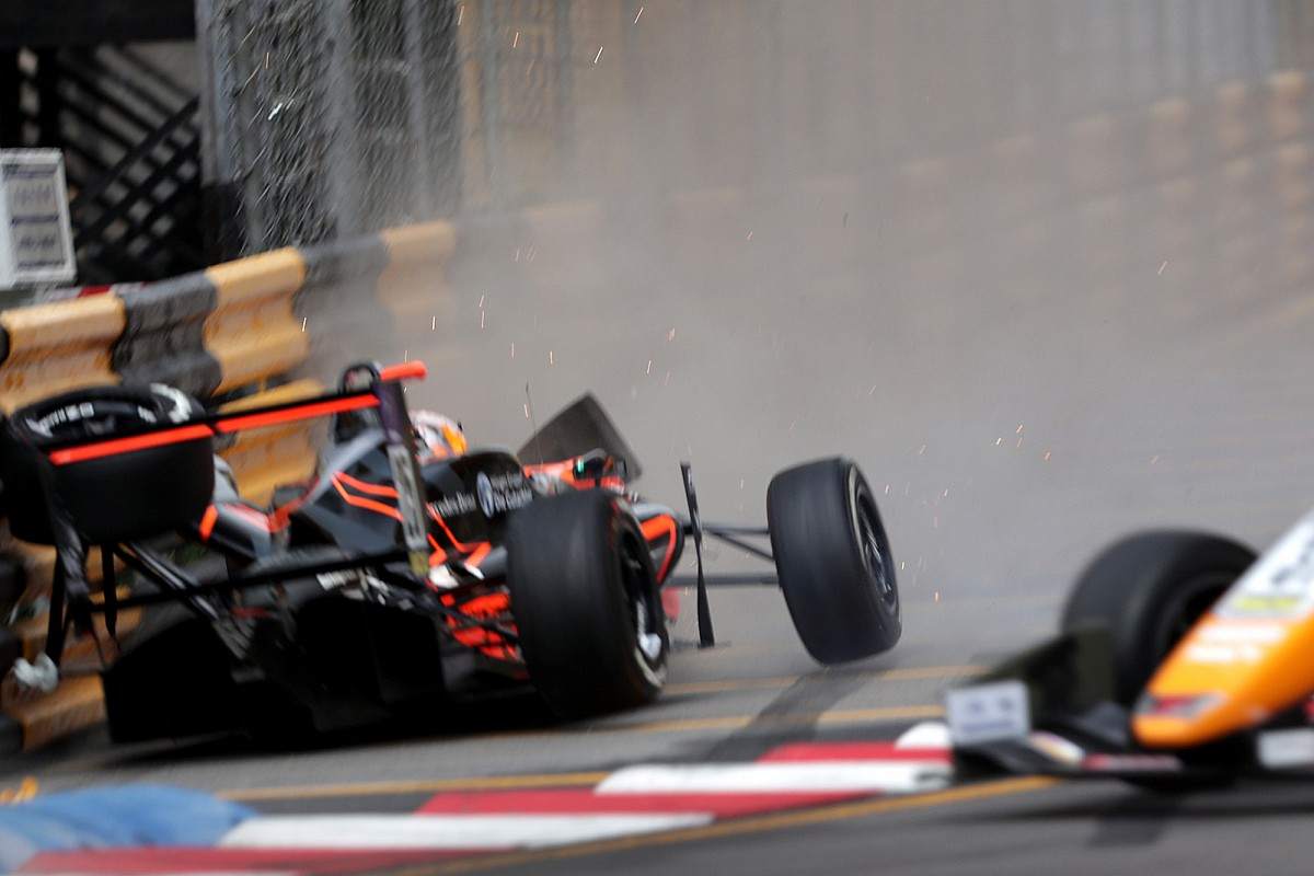 GPDA bespreekt rol kerbs in crash Flörsch met FIA