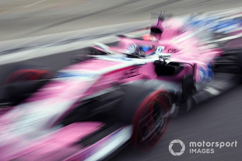 Racing Point влаштує презентацію боліда Ф1 2019 року у Канаді