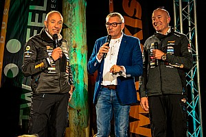 Tim en Tom Coronel onthullen 'The Beast 2'