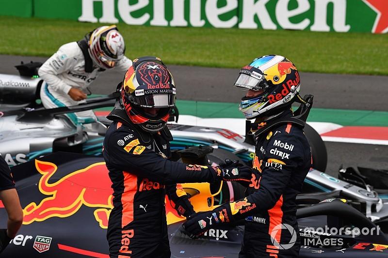 Verstappen culpa a un problema en los frenos por la pérdida de la pole