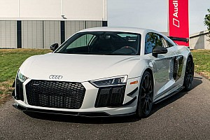 Audi R8 V10 Plus Competition package cuts weight, adds downforce