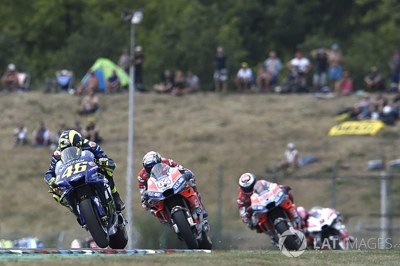"""Rossi kijkt naar achteren: """"Vierde plaats is realistisch"""""""