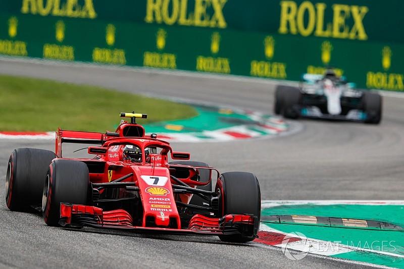 Photos - La course du Grand Prix d'Italie 2018