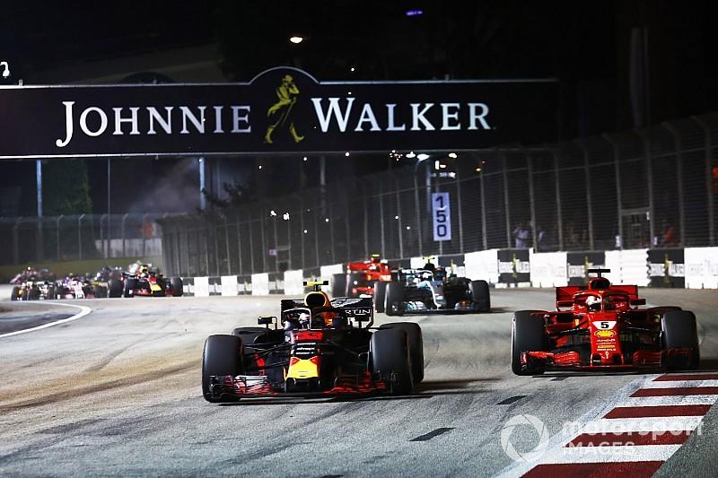 FIA не чекала результату дуелі Феттеля та Ферстаппена для виїзду машини безпеки – Вайтінг