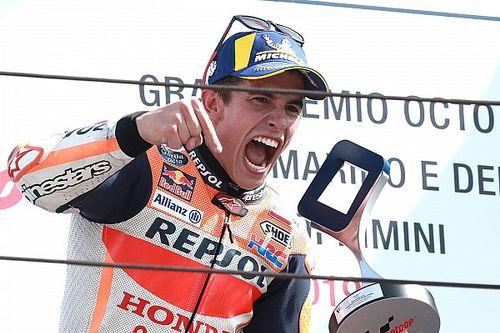 Analyse: Hoe Rossi het vuurtje in Marquez opnieuw aanwakkerde