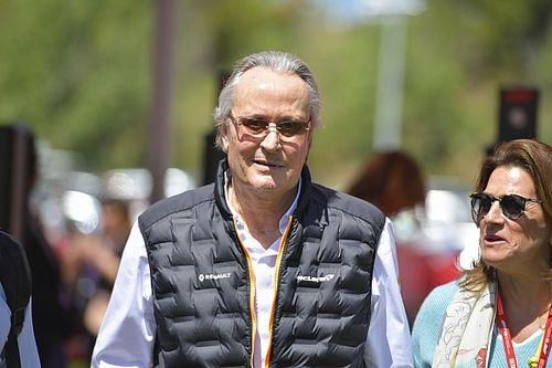 Murió Mansour Ojjeh, accionista de McLaren