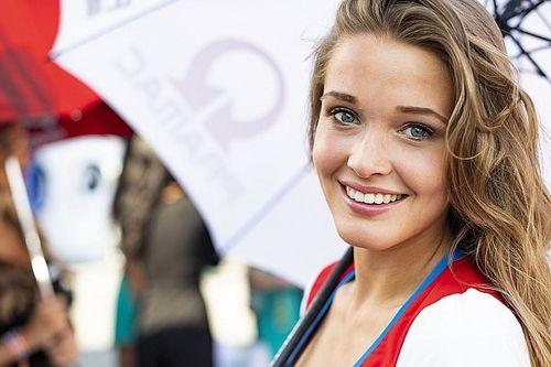 GALERÍA: las bellas holandesas de MotoGP
