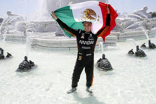 Pérez: O'Ward puede competir con los mejores pilotos del mundo en F1