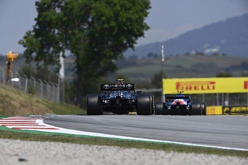 Uitslag: Derde training F1 Grand Prix van Spanje