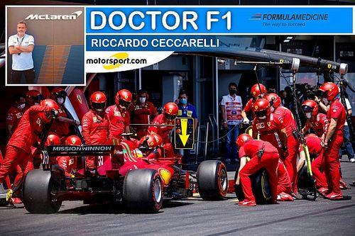 "Ceccarelli: ""Un meccanico al pit stop arriva a 165 battiti cardiaci"""