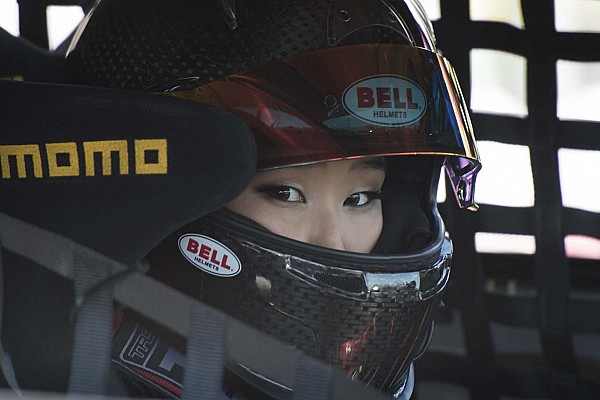 PWC Challenging weekend for Samantha Tan at Utah Motorsports Campus