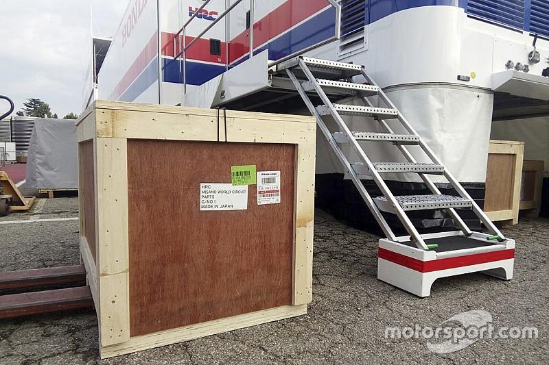 La Honda proverà il motore 2017 lunedì a Misano