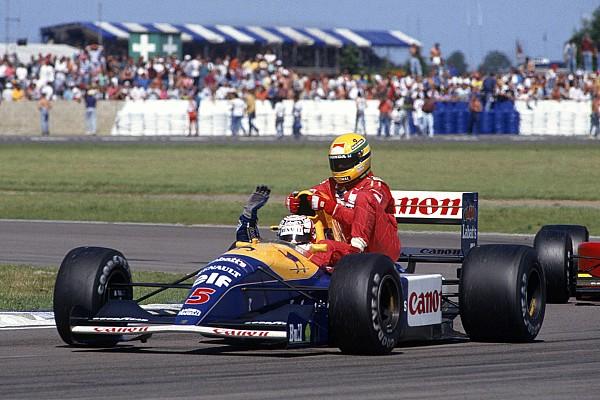 Ketika mobil F1 jadi taksi