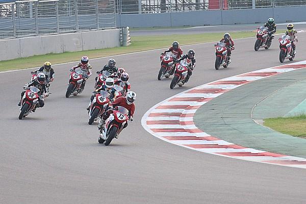 Other bike Buddh Honda CBR 250: Sethu, Abhishek share wins