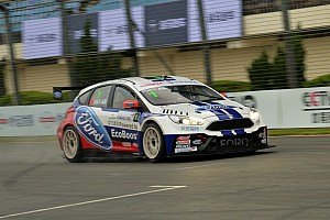 中国房车锦标赛CTCC 排位赛报告 CTCC排位赛:雨水变局,车手借雨夺杆