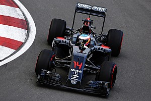 Formula 1 Qualifying report Third consecutive Q3 for McLaren Honda's Fernando Alonso