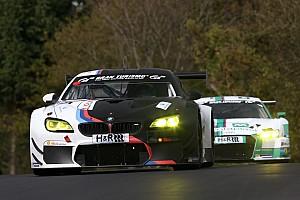 VLN Qualifyingbericht VLN-Finale auf der Nordschleife: Pole-Position für BMW im Regen