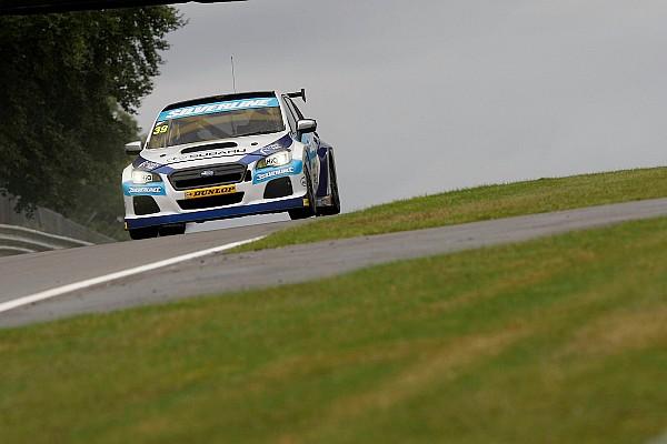 BTCC Clio Cup graduate Price lands final Subaru BTCC seat