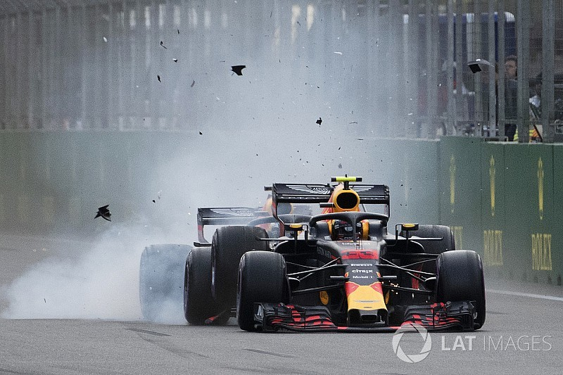 "Verstappen has looked ""over-eager"" - Horner"